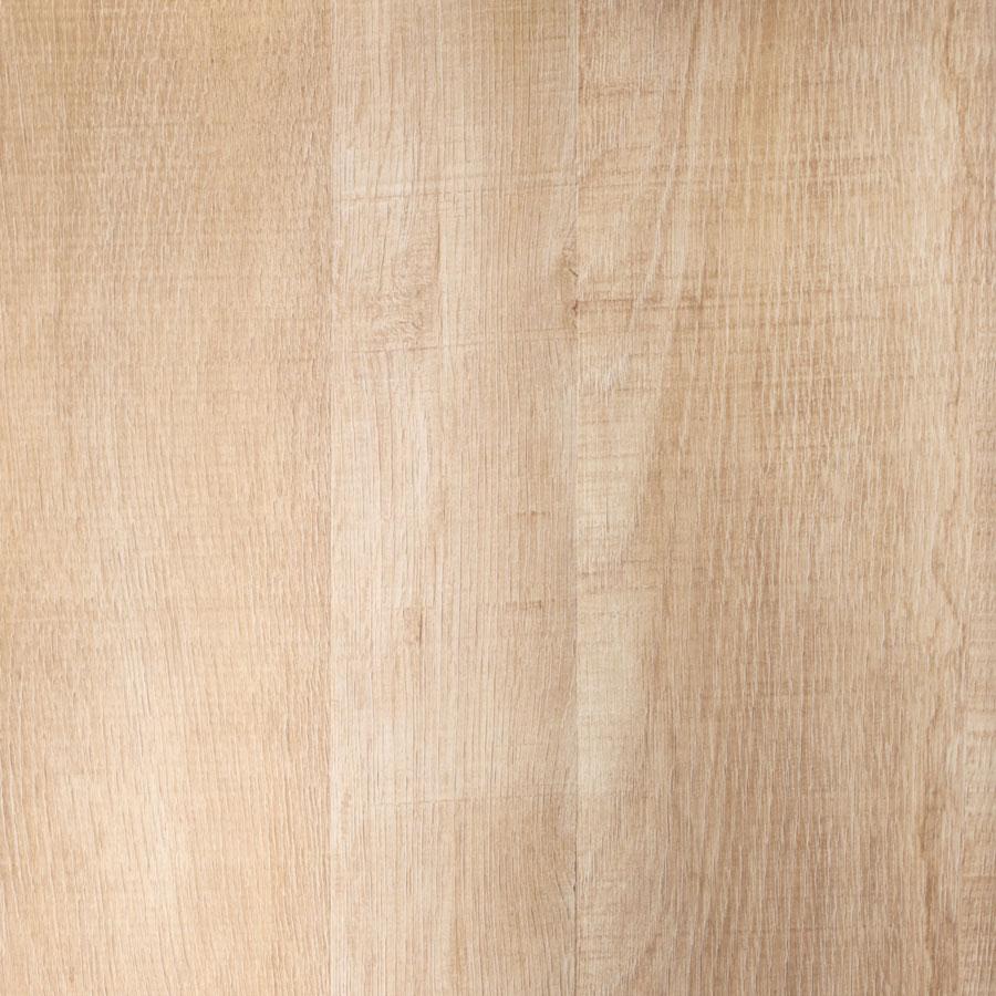 壁の白と相性がよい、おしゃれなナチュラル色のシート