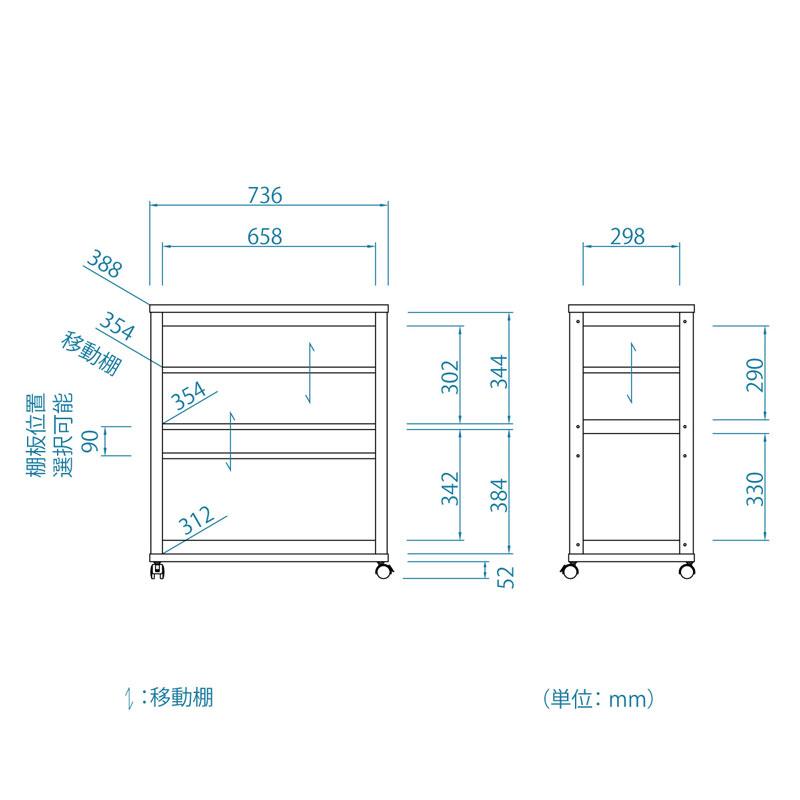 CEC-7540WAWH 型図