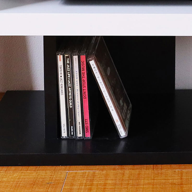 CDサイズが収納可能