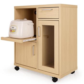 炊飯器置用スライドテーブル