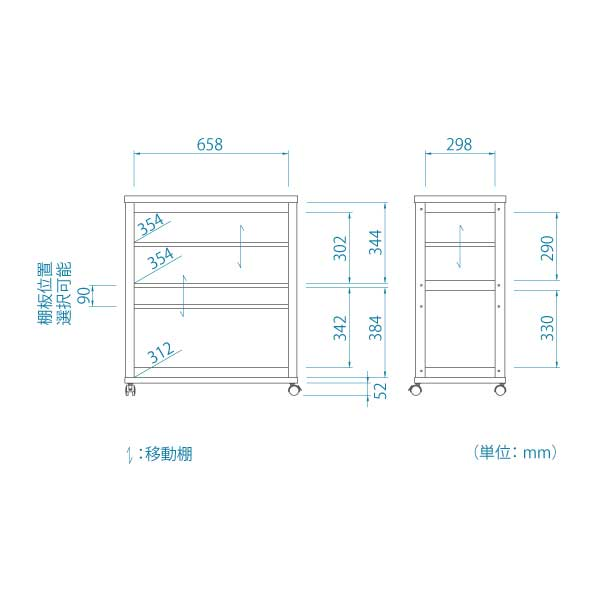 CEC-7540WWH 型図