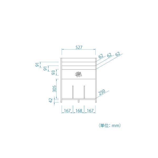 LAK-7055BSB 型図