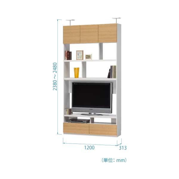 LVA-2412TVNA 型図