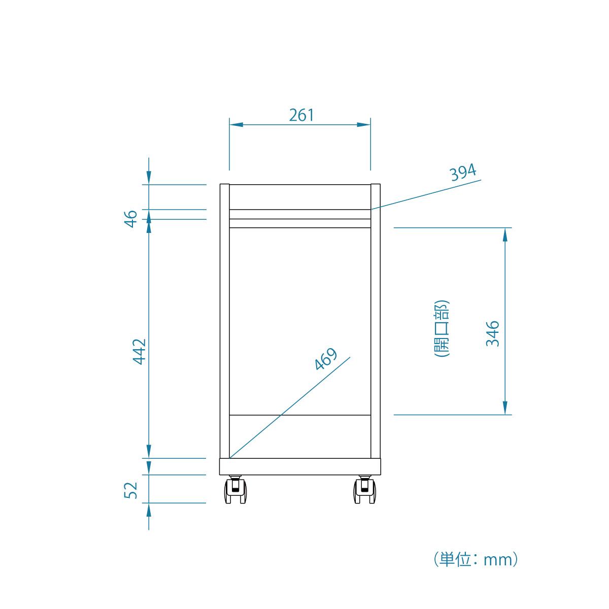 OF2-6030W 型図