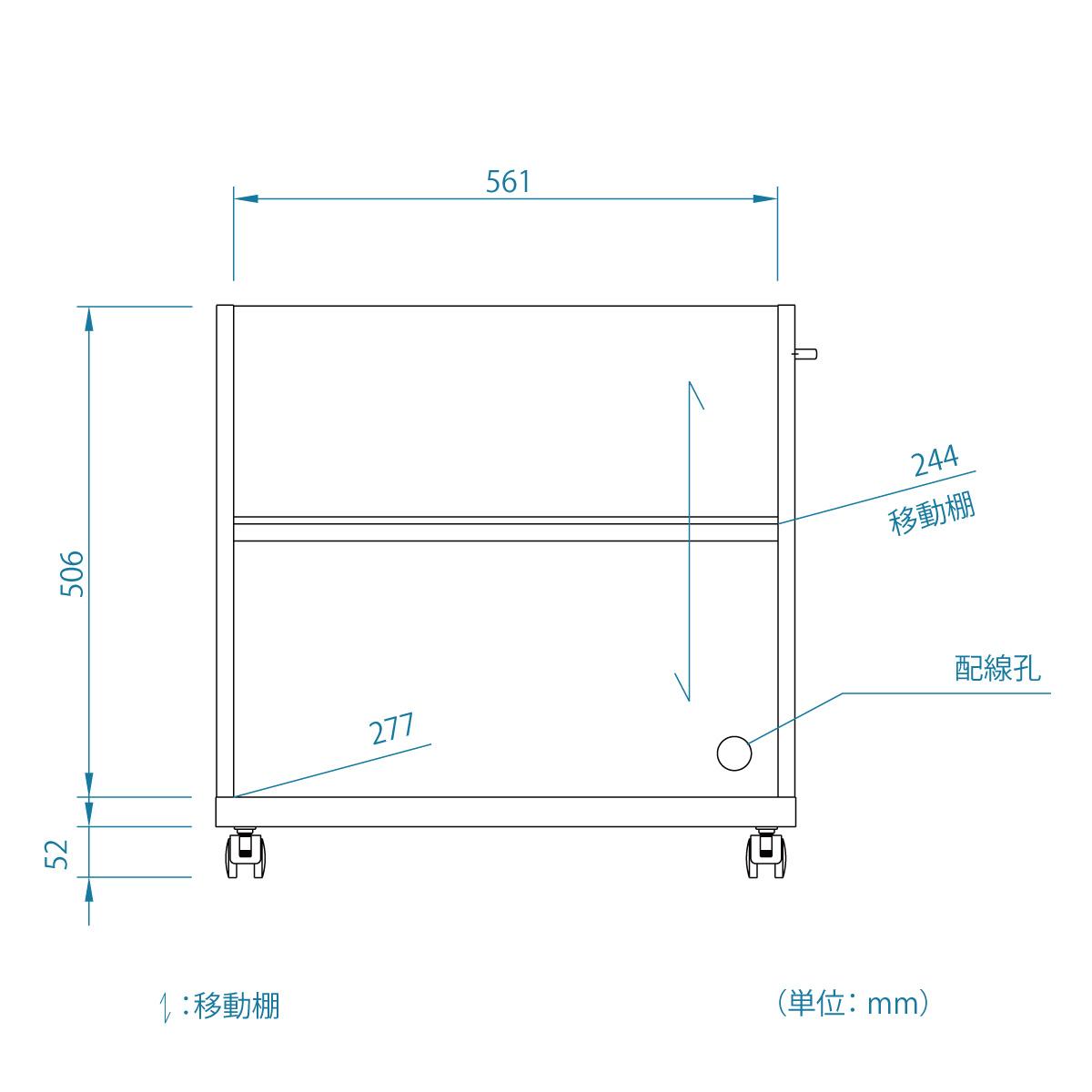 OF2-6060P 型図