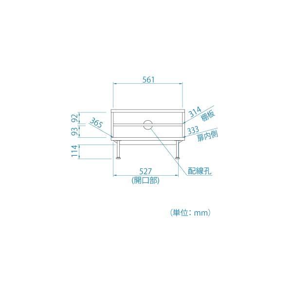 TL2-4060DWH 型図