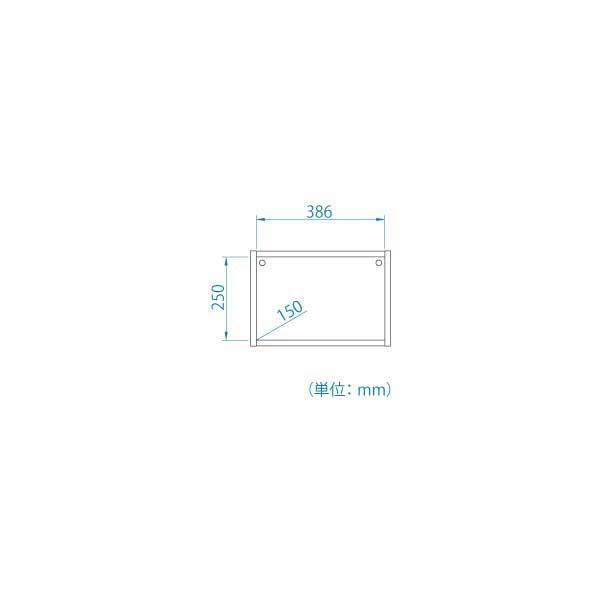 WLK-3040WH 型図
