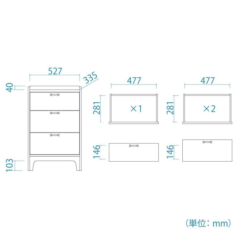 AXA-9055HBR 型図