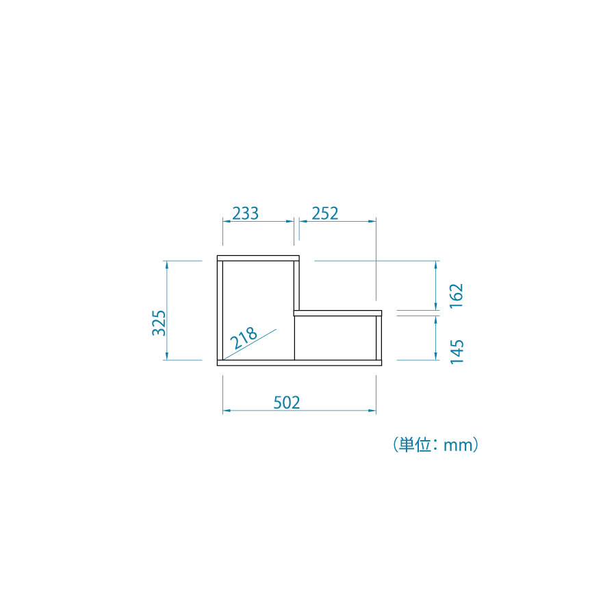 COB-3555KPZWH 型図