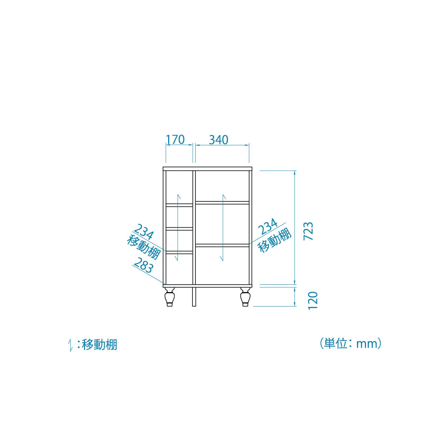 FSC-9055NW 型図