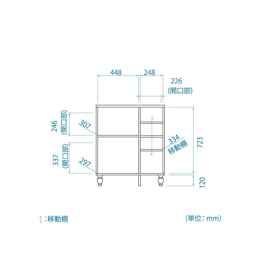 FSC-9075FGNW 型図