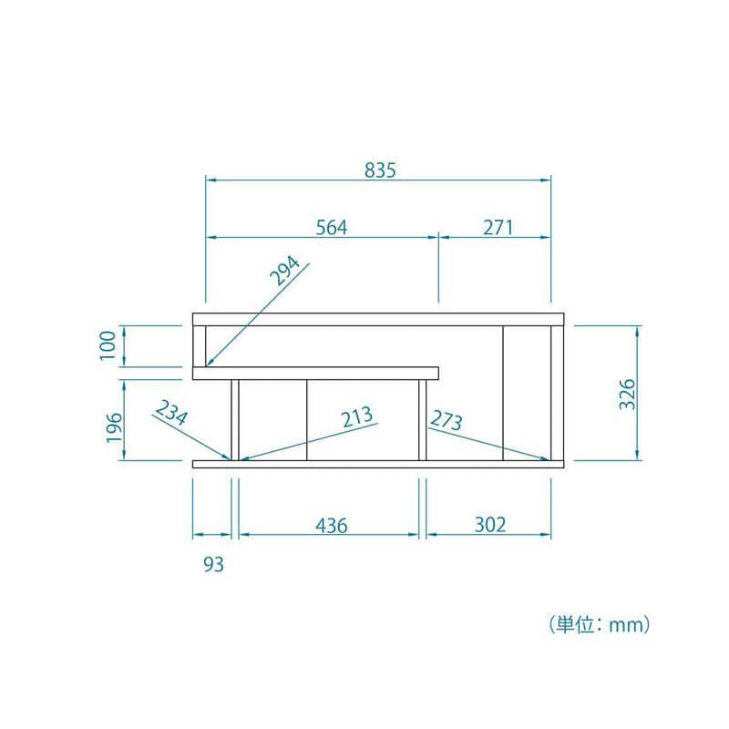 VRD-4090WH 型図