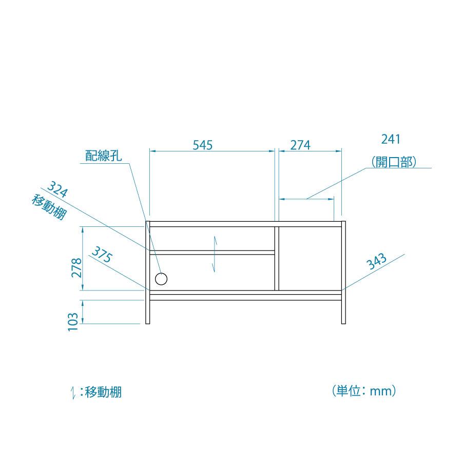 VTL-4585DNN 型図