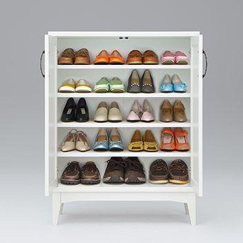 靴収納量の目安