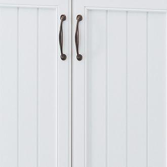 扉のピーリング加工