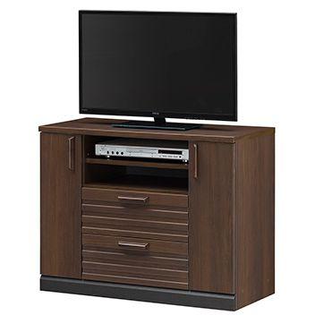 ダイニングテーブルからテレビが見やすい高さです